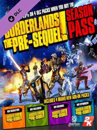Borderlands: The Pre-Sequel Season Pass Steam Key GLOBAL - 1