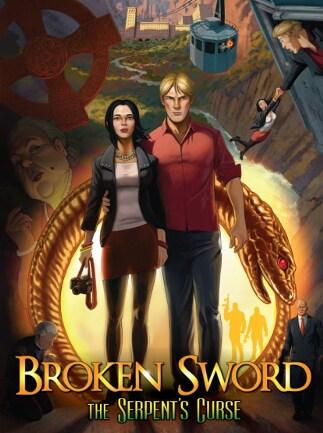 Broken Sword 5 - The Serpent's Curse Steam Key GLOBAL - 1
