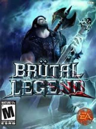 Brutal Legend Steam Key GLOBAL - 1