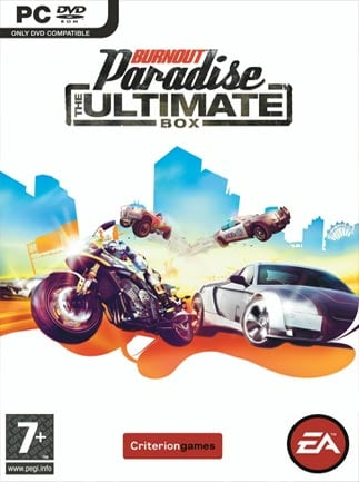 Burnout Paradise: The Ultimate Box Steam Key GLOBAL - 1