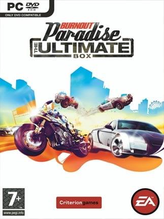 Burnout Paradise: The Ultimate Box Steam Key RU/CIS - 1