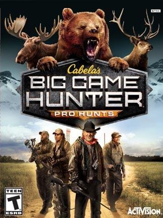 Cabela's Big Game Hunter Pro Hunts Steam Key GLOBAL - 1