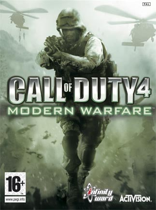 Call of Duty 4: Modern Warfare Steam Key GLOBAL - 1