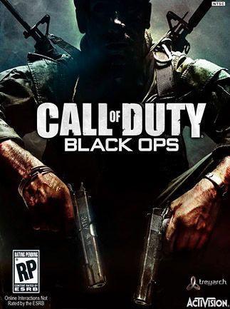 Call of Duty: Black Ops Steam Key GLOBAL - 1