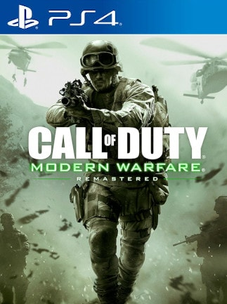 Call of Duty: Modern Warfare Remastered (PS4) - PSN Key - NORTH AMERICA - 1