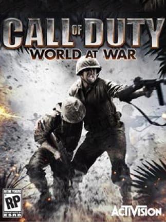 Call of Duty: World at War Steam Key GLOBAL - 1