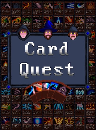 Card Quest (PC) - Steam Gift - GLOBAL - 1
