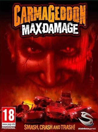 Carmageddon: Max Damage Steam Key GLOBAL - 1