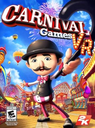 Carnival Games VR Steam Key GLOBAL - 1