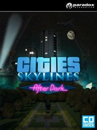 Cities: Skylines After Dark Steam Key GLOBAL - 1