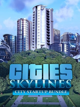 Cities: Skylines - City Startup Bundle (PC) - Steam Key - GLOBAL - 1