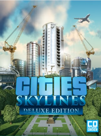 Cities: Skylines Deluxe Edition Steam Key GLOBAL - 1