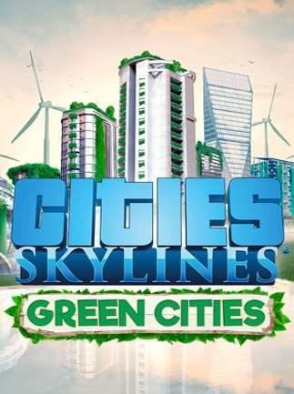 Cities: Skylines - Green Cities Key Steam GLOBAL - 1