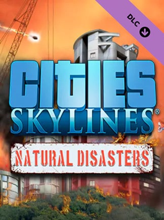Cities: Skylines - Natural Disasters (PC) - Steam Key - GLOBAL - 1