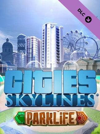 Cities: Skylines - Parklife (PC) - Steam Key - GLOBAL - 1