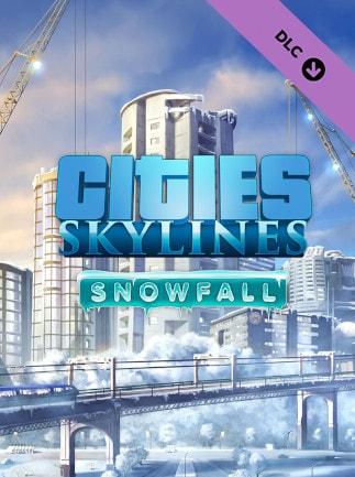 Cities: Skylines Snowfall (PC) - Steam Key - GLOBAL - 1