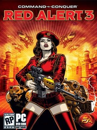 Command & Conquer: Red Alert 3 Origin Key GLOBAL - 1