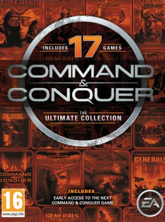 Command & Conquer Ultimate Collection Origin Key GLOBAL - 1