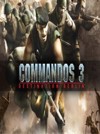 Commandos 3: Destination Berlin Steam Key RU/CIS - 1