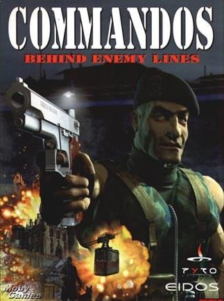 Commandos: Behind Enemy Lines Steam Key GLOBAL - 1