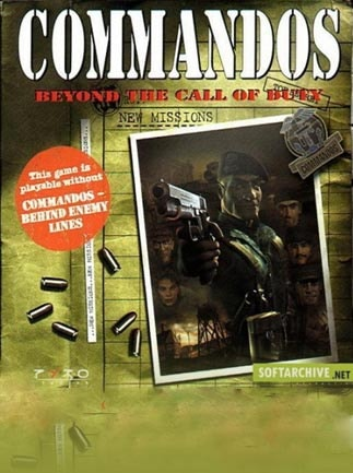 Commandos: Beyond the Call of Duty Steam Key GLOBAL - 1