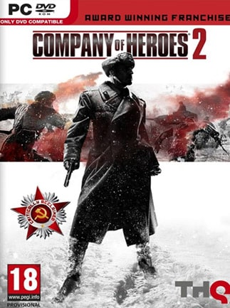 Company of Heroes 2 (PC) - Steam Key - GLOBAL - 1