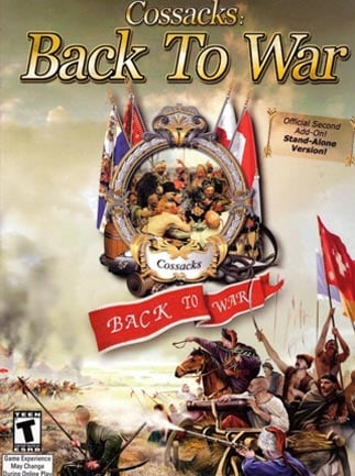 Cossacks: Back to War Steam Key GLOBAL - 1