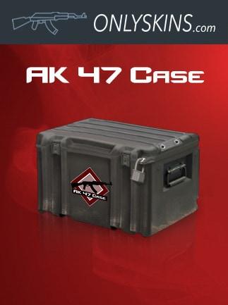 Counter-Strike: Global Offensive RANDOM AK47 SKIN Onlyskins.com Code GLOBAL - 1