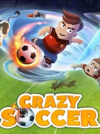 Crazy Soccer: Football Stars Steam Key GLOBAL