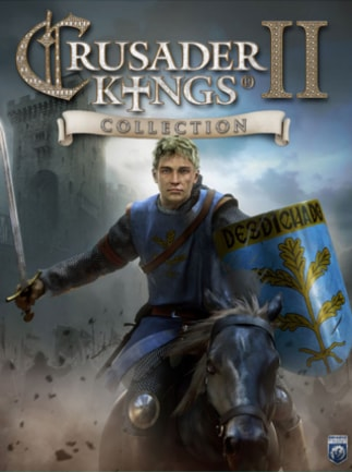Crusader Kings II Imperial Collection Steam Key GLOBAL - 1