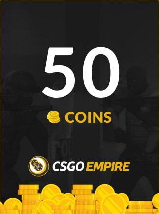 CSGOEmpire 50 Coins - 1