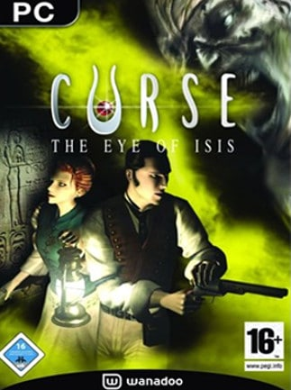 Curse: The Eye Of Isis Steam Key GLOBAL - 1