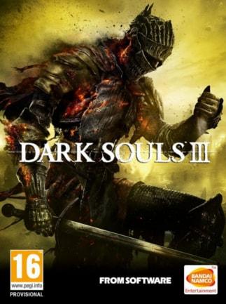 Dark Souls III Steam Key GLOBAL - 1