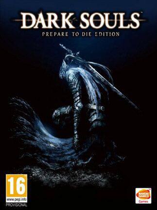Dark Souls Prepare to Die Edition Steam Key GLOBAL - 1