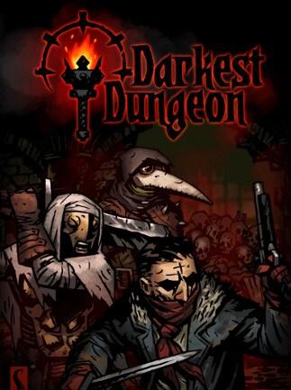 Darkest Dungeon Steam Key GLOBAL - 1