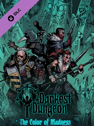 Darkest Dungeon: The Color Of Madness Steam Key GLOBAL - 1