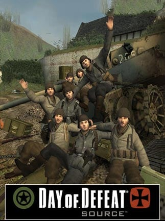 Day of Defeat: Source Steam Key GLOBAL - 1
