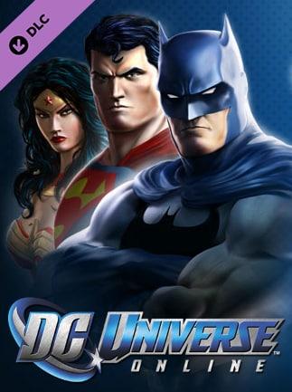 DC Universe Online - Power Bundle Key GLOBAL - 1
