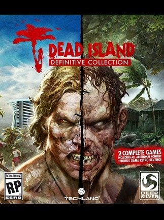 Dead Island Definitive Collection Steam Key GLOBAL - 1