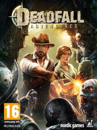 Deadfall Adventures Steam Key GLOBAL - 1
