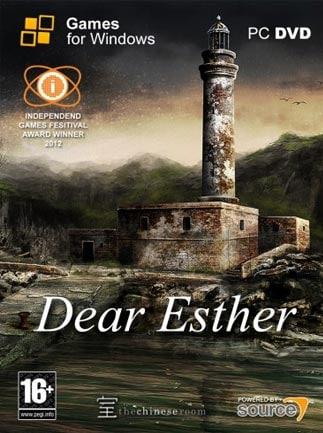 Dear Esther Landmark Edition Steam Key GLOBAL - 1