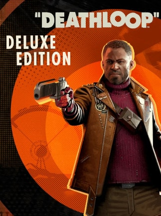 DEATHLOOP   Deluxe (PC) - Steam Key - EUROPE - 1
