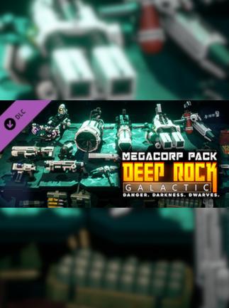 Deep Rock Galactic - MegaCorp Pack (PC) - Steam Gift - GLOBAL - 1