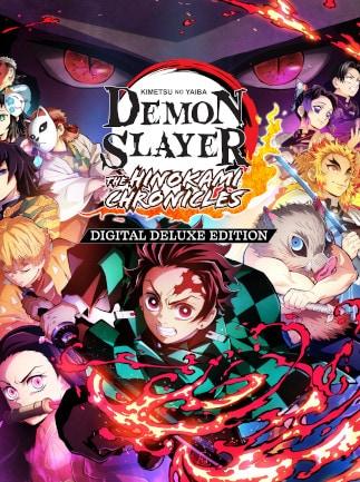 Demon Slayer -Kimetsu no Yaiba- The Hinokami Chronicles | Digital Deluxe Edition (PC) - Steam Key - GLOBAL - 1