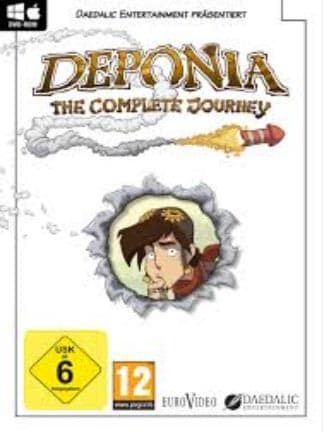 Deponia: The Complete Journey Steam Key GLOBAL - 1