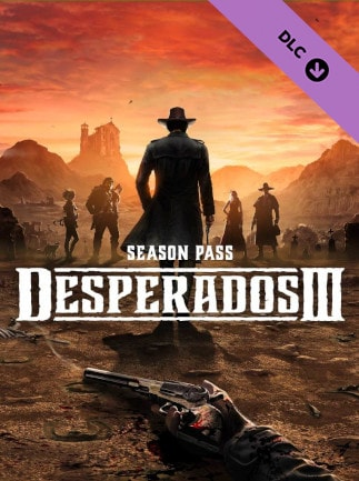 Desperados III Season Pass (PC) - Steam Gift - EUROPE - 1