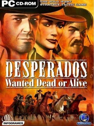Desperados: Wanted Dead or Alive Steam Key GLOBAL - 1
