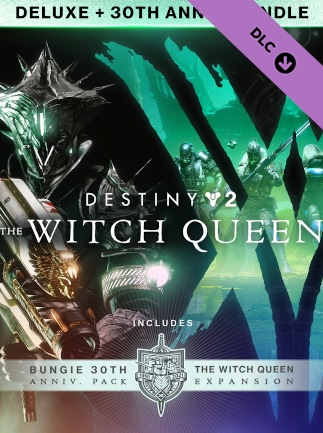 Destiny 2: The Witch Queen Deluxe Edition | 30th Anniversary Edition | Pre-Purchase (PC) - Steam Key - GLOBAL - 1