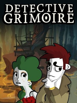 Detective Grimoire (PC) - Steam Gift - GLOBAL - 1