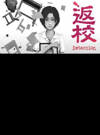 Detention Steam Key GLOBAL - 1